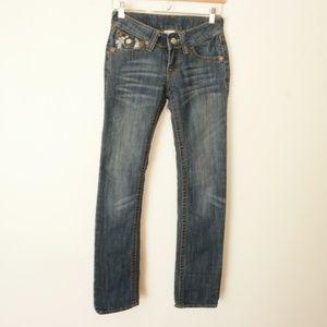 True Religion Skinny Jean sz 24